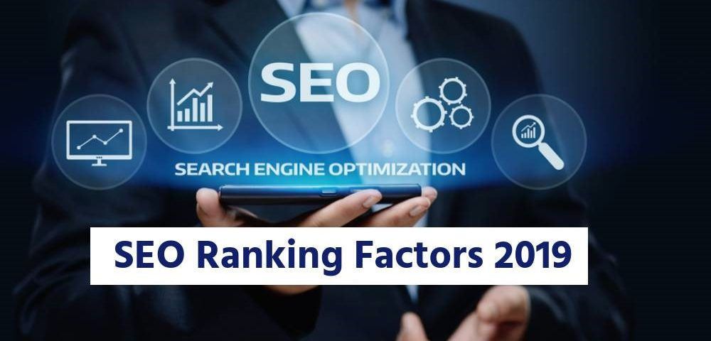 SEO Ranking Factor 2019